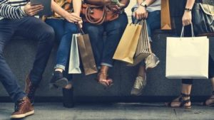 People Shopping